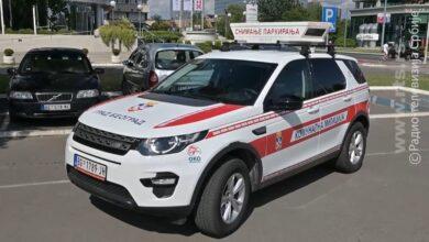 """Photo of """"Oko sokolovo"""" će i u Nišu proveravati nepropisno parkirana vozila"""