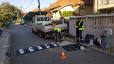 """Photo of JKP """"Parking servis"""": Radovi na javnoj rasveti, postavljanje prinudnih usporivača i radovi na signalizaciji"""