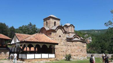 Photo of BLAGO JUGA SRBIJE: Veliki broj turista ovog leta obišao manastir Poganovo