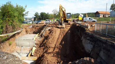 """Photo of Četiri ražanjska sela """"odsečena"""" od sveta zbog rekonstrukcije mosta"""