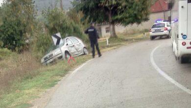 Photo of Sudar tri automobila na izlazu iz Gornje Toponice (FOTO)