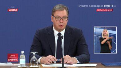 Photo of Predsednik Vučić imenovao Anu Brnabić za mandatara nove Vlade Republike Srbije