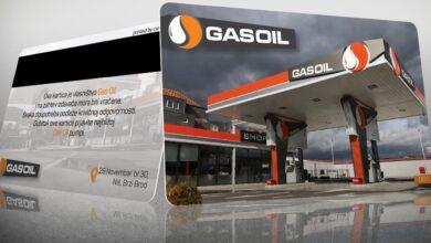 Photo of GASOIL – Veliko interesovanje za KARTICE SA POPUSTOM