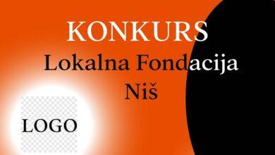 Photo of Nagradni konkurs za idejno rešenje logoa Lokalne fondacije Niš