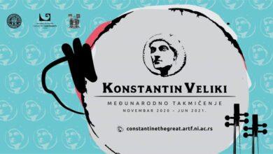 "Photo of Otvorene prijave za drugo Međunarodno internet takmičenje ""Konstantin Veliki"""
