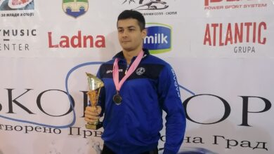 Photo of Stanković Strahinja, najbrži niški plivač svih vremena
