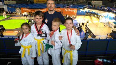 """Photo of Medalje za takmičare Tekvondo kluba """"Ramin-Niš"""" na Otvorenom kupu Srbije"""