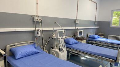 Photo of Kovid-bolnica u Vojnoj bolnici prestaje privremeno sa radom