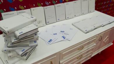 Photo of Edicija 100 slovenskih romana na poklon niškoj Narodnoj biblioteci