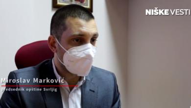 Photo of Marković: Potrebna je pomoć države svrljiškim privrednicima. Zbog pandemije imamo najavu zatvaranja jedne fabrike (VIDEO)