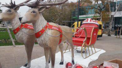 Photo of Na centralni gradski trg stigla kočija Deda Mraza