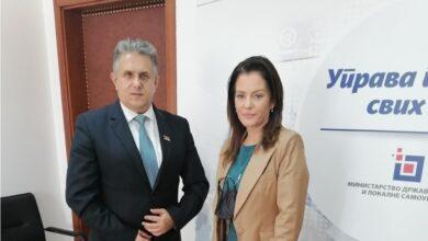 Photo of Miletić sa ministarkom Obradović razgovarao o problemima u Svrljigu i okolini