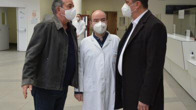 "Photo of JKP ""Naissus"" donacijom kiseoničkih protomera pomogao KC Niš u borbi protiv koronavirusa"
