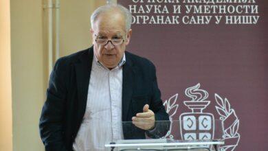 Photo of Preminuo akademik Ninoslav Stojadinović