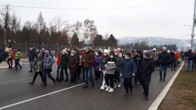 """Photo of PROTEST i protestna šetnja Nišlija zbog """"bahatih"""" vozača (FOTO+VIDEO)"""