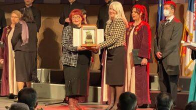 """Photo of Nagrade """"11. januar"""", najviša gradska priznanja, dodeljena na svečanoj sednici Skupštine Grada Niša"""