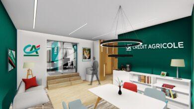 Photo of Crédit Agricole banka otvorila jednu od najmodernijih filijala u centru Beograda