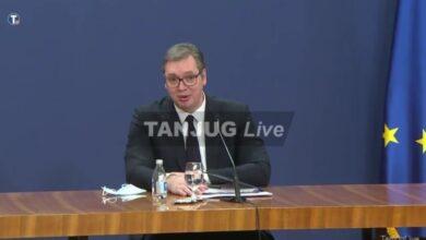 Photo of Vučić: Vakcinacijom menjamo budućnost