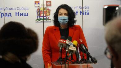 Photo of U Nišu kreće masovna vakcinacija protiv koronavirusa. Gradonačelnica će se vakcinisati kineskom vakcinom