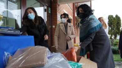 Photo of Donacija korisnicima Gerontološkog centra u Nišu