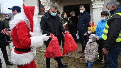 Photo of Deca iz Zaplanja darovana paketićima na Božić