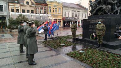 Photo of Polaganjem venaca obeležena 143. godišnjica oslobođenja Niša u srpsko-turskim ratovima