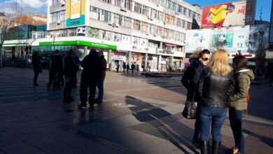Photo of Protest Nišlija na trgu zbog nesreće na Bulevaru Medijana