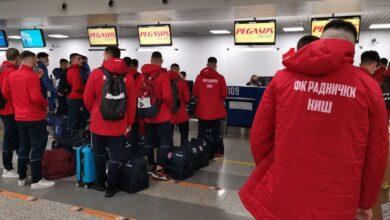 Photo of Fudbaleri Radničkog otputovali u Tursku sa petoricom novih igrača