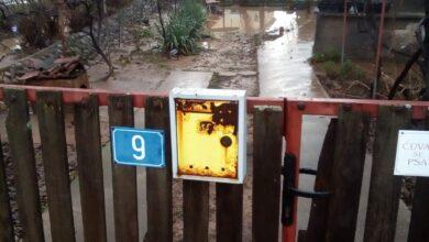 Photo of Izlio se Suvodolski potok. Poplavljena pojedina dvorišta i kuće u Brzom Brodu (FOTO)